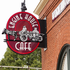 Engine House Cafe // NE005