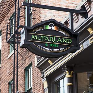McFarland & Son's // NE019