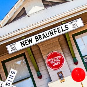 New Braunfels Railroad // SA089