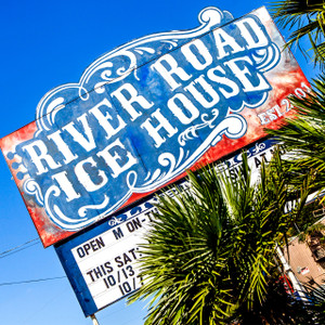 River Road Ice House // SA094