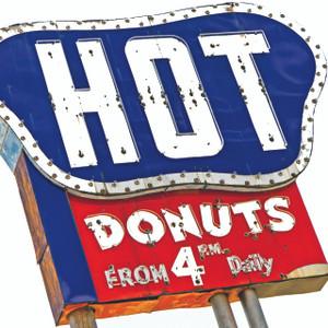 Hot Donuts // LA073