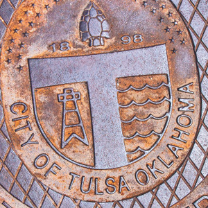 City of Tulsa Manhole 1 // OK045