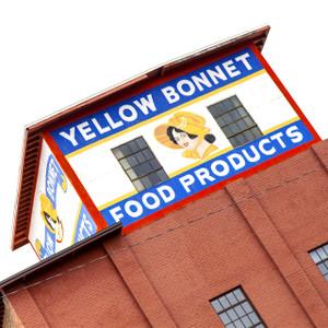 Yellow Bonnet // MO042