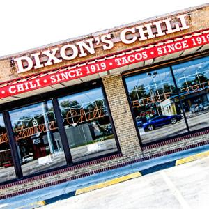 Dixon's Chili // MO104