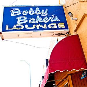 Bobby Baker's Lounge // MO106