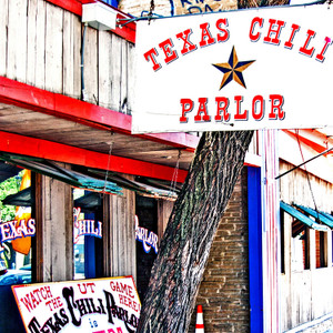 Texas Chili Parlor // ATX099