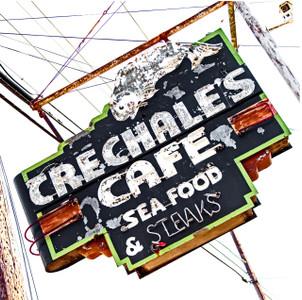 Crechale's Cafe // MS052