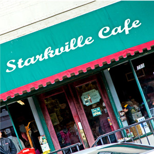 Starkville Cafe // MS059
