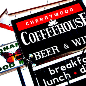 Cherrywood Coffee // ATX170