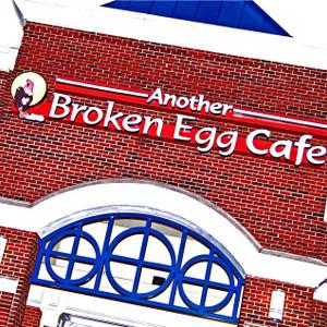 Broken Egg Cafe // LA013