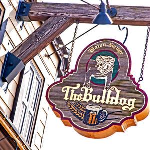 The Bulldog // LA014