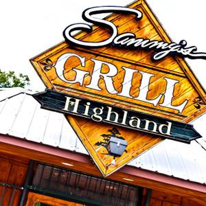 Sammy's Grill // LA042