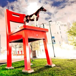 Chair Horse // DEN030