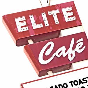 Elite Cafe // FTX355