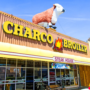 Charco Broiler // DTX321
