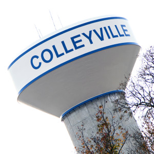 Colleyville Water Tower // DTX328