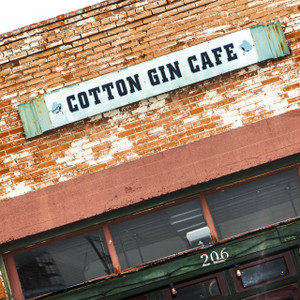 Cotton Gin Cafe // DTX329