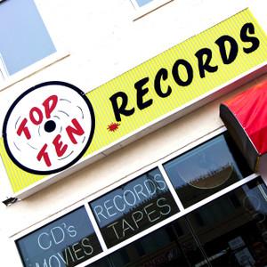 Top Ten Records // DTX354