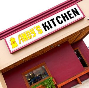 Andy's Kitchen // SA127