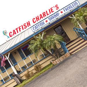 Catfish Charlie's // SA128
