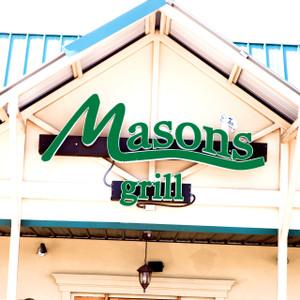 Mason's Grill // LA081