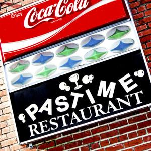 Pastime // LA083