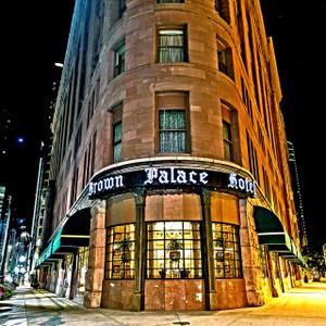 Brown Palace // DEN055