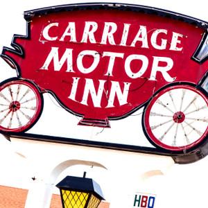 Carriage Motor // DEN057
