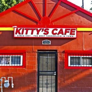 Kitty's Cafe // MO112