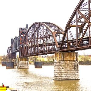 Clinton Bridge // LR077