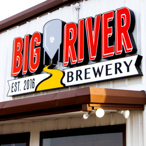 Big River Brewery // SA133
