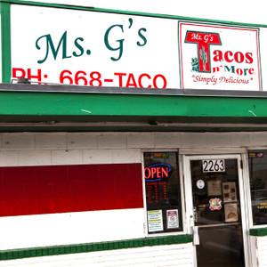 Ms. G's Tacos // SA145
