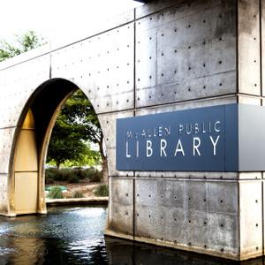McAllen Public Library // SA150