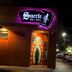 Suerte // SA155