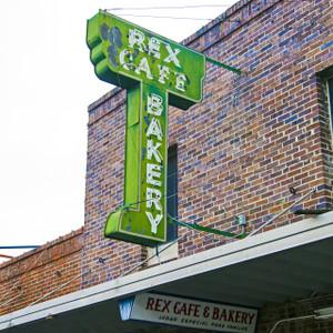 Rex Cafe // SA157