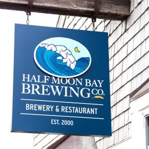 Half Moon Brewing Co // CA213