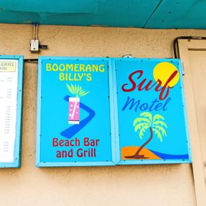Boomerang Billy's // SA164