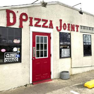 D'Pizza Joint // SA168