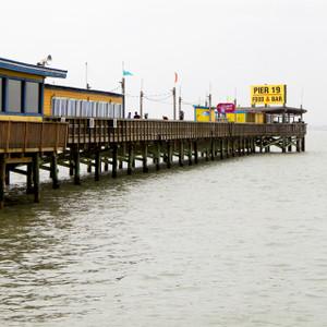 Pier 19 // SA176