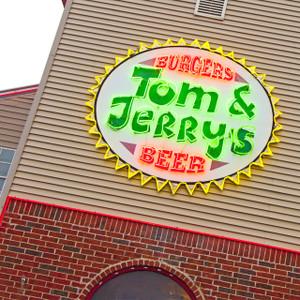 Tom & Jerry's // SA182
