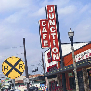 Junction Cafe // SA184