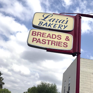 Lara's Bakery // SA190