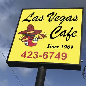 Las Vegas Cafe // SA191