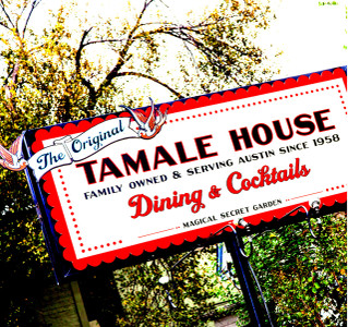 Tamale House - Coaster