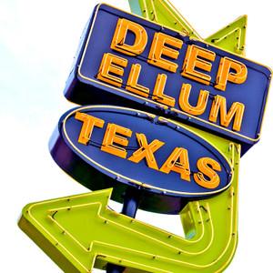 Deep Ellum Sign // DTX026