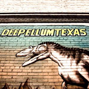 Deep Ellum Dino // DTX027