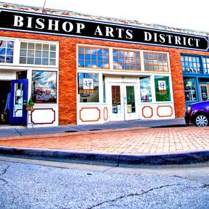 Bishop Arts District // DTX030