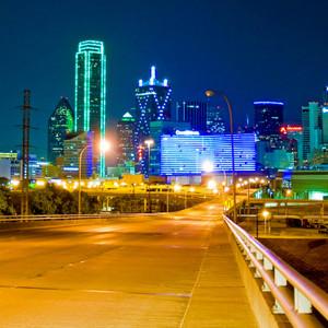 Dallas Skyline // DTX032