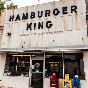 Hamburger King // OK073