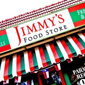 Jimmy's // DTX048